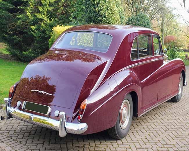 1960 Rolls Royce Phantom UK | Classic Wedding Cars in UK ...