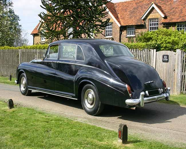 1963 Rolls Royce Phantom UK | Classic Wedding Cars in UK ...