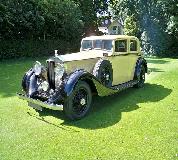1935 Rolls Royce Phantom in UK