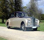 1964 Rolls Royce Phantom in UK