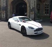 Aston Martin Vantage Hire  in UK