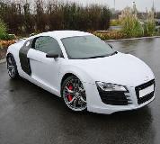 Audi R8 Hire in UK