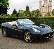 Ferrari California Hire in UK