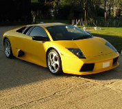 Lamborghini Murcielago Hire in UK