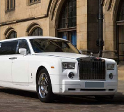 Rolls Royce Phantom Limo in UK