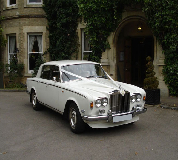 Rolls Royce Silver Shadow Hire in UK